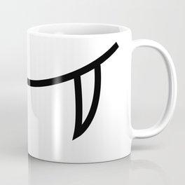 Smile 3 Dracula Coffee Mug