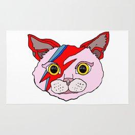 Heroes Cat Head Rug