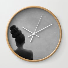 rooftop soliloquy Wall Clock