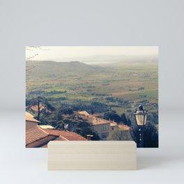 Tuscany. Cortona. Mini Art Print