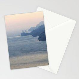 Seascape Amalfi Coast Italy Stationery Cards