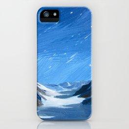 Jung Frau iPhone Case