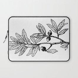 shin oak - vintage stamp Laptop Sleeve