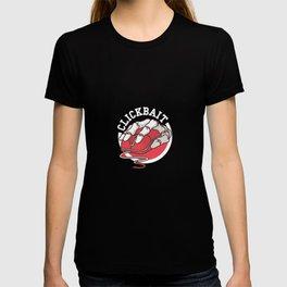 clickbait T-shirt