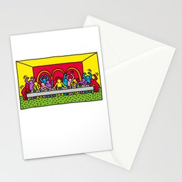 Happy Supper Stationery Cards