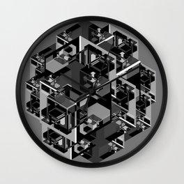 Cube Complex Wall Clock