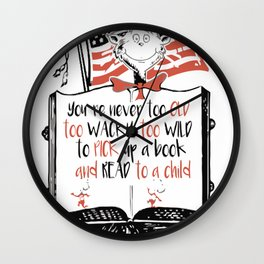 You are never copy Wall Clock