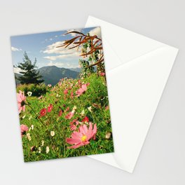 Summer Flower Field Stationery Cards