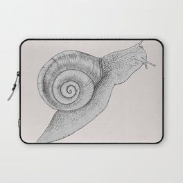 A Snail Of A Tale Laptop Sleeve