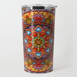 Bohemian Light Ship Love Travel Mug