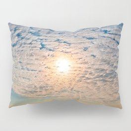 Saint-Malo Sunset Pillow Sham