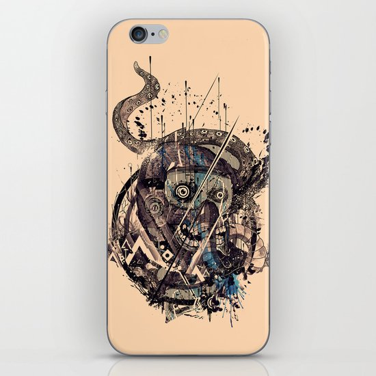 Mayday-Mayday-Mayday iPhone & iPod Skin