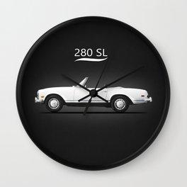 The 280 SL Wall Clock