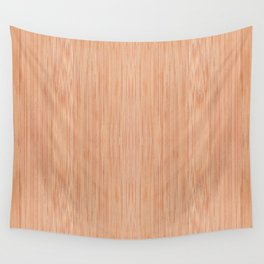 Scratched bamboo chopping board Wall Tapestry