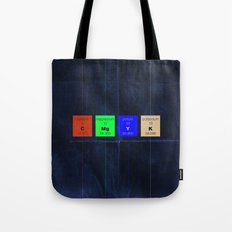 The Elements of Color Tote Bag