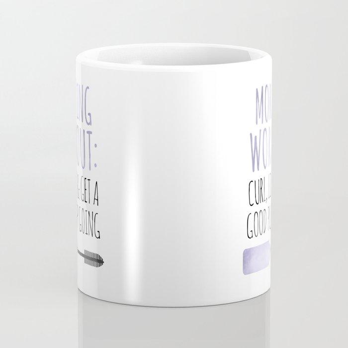 Morning Workout Coffee Mug