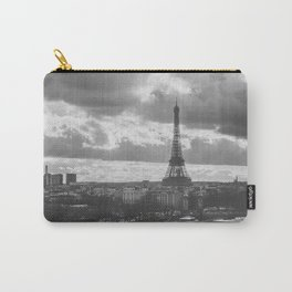 Paris - The Eiffel Tower Carry-All Pouch