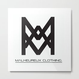 Logo (Official) Metal Print