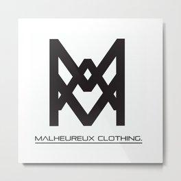 Logo (Official) Metal Print