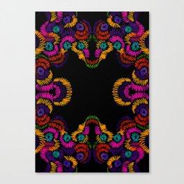 dark mexican Canvas Print