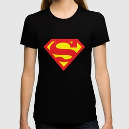 SUPERMAN Christopher Reeve cape suit 70s 80s fly movie hero retro Funny 70s T-shirt