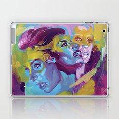 Hannah's beauty  Laptop & iPad Skin