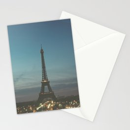EIFFEL - TOWER - CITY OF PARIS Stationery Cards