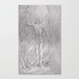 Autophagy II Canvas Print
