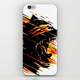 Monstercat iPhone Skin
