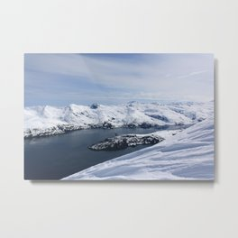 Blackstone Bay Metal Print
