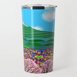 Fujisan Travel Mug