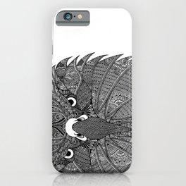 GinaMirandArt-Eagle Totem iPhone Case