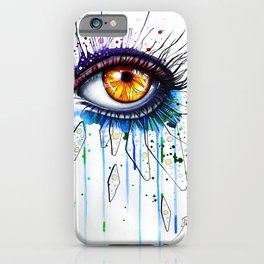"""Abrtract feelings"" iPhone Case"