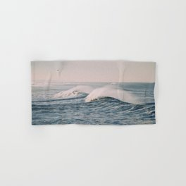 stormy waters Hand & Bath Towel