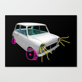 Roarrr Canvas Print