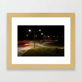 My way or the Highway Framed Art Print