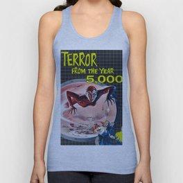 Terror Unisex Tank Top