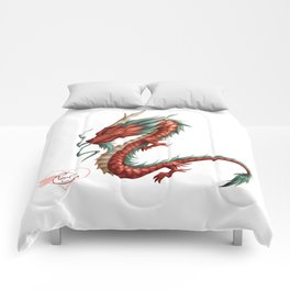 Dragon pure Comforters