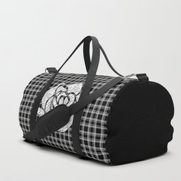 Quilting rose 1 Duffle Bag