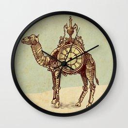 Desert Time Wall Clock