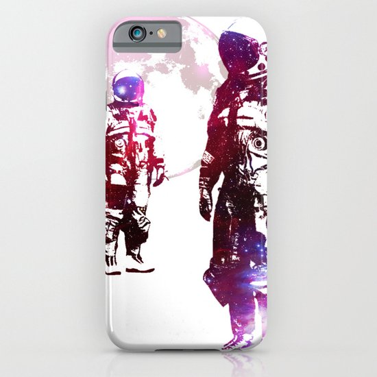 Space Men iPhone & iPod Case