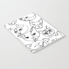 Cats! Notebook