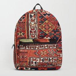Luri Bakhtiari Persian Bag Half Print Backpack