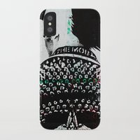 punk iPhone & iPod Cases featuring PUNK by Taylor Callery Illustration