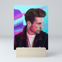 Dan Smith - Defeatist Mini Art Print