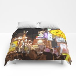 Lost In Japan 2 Comforters