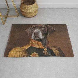 Royal Dog  #2 Rug