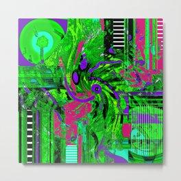 Selva Metal Print