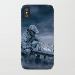 Bedenkzeit iPhone Case