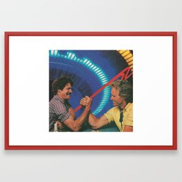 #66 Framed Art Print